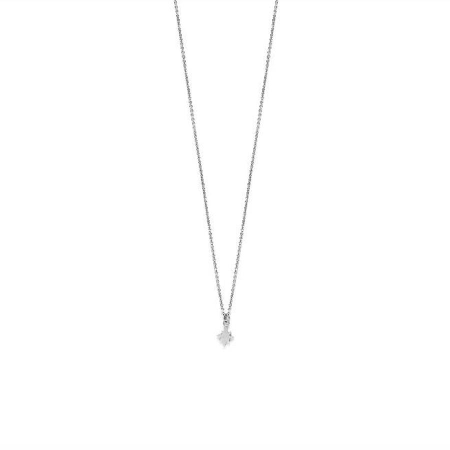 Star Ketting Zilver-1