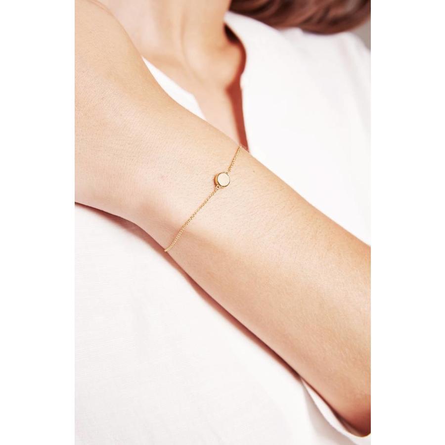 Glow Armband Goud-2