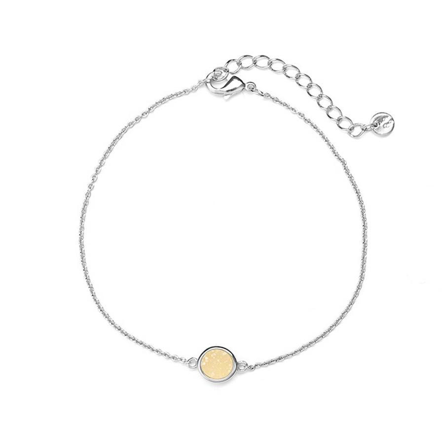 Glow Bracelet Silver-1