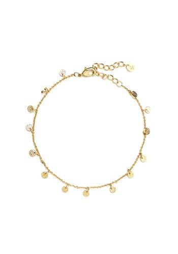 Aerial Bracelet Gold