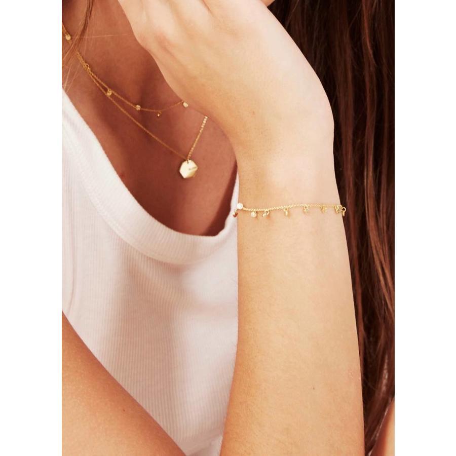 Aerial Bracelet Gold-2