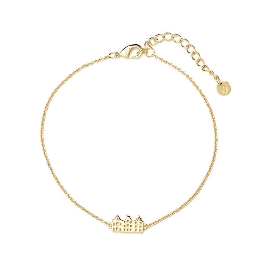 Canal Bracelet Gold-1