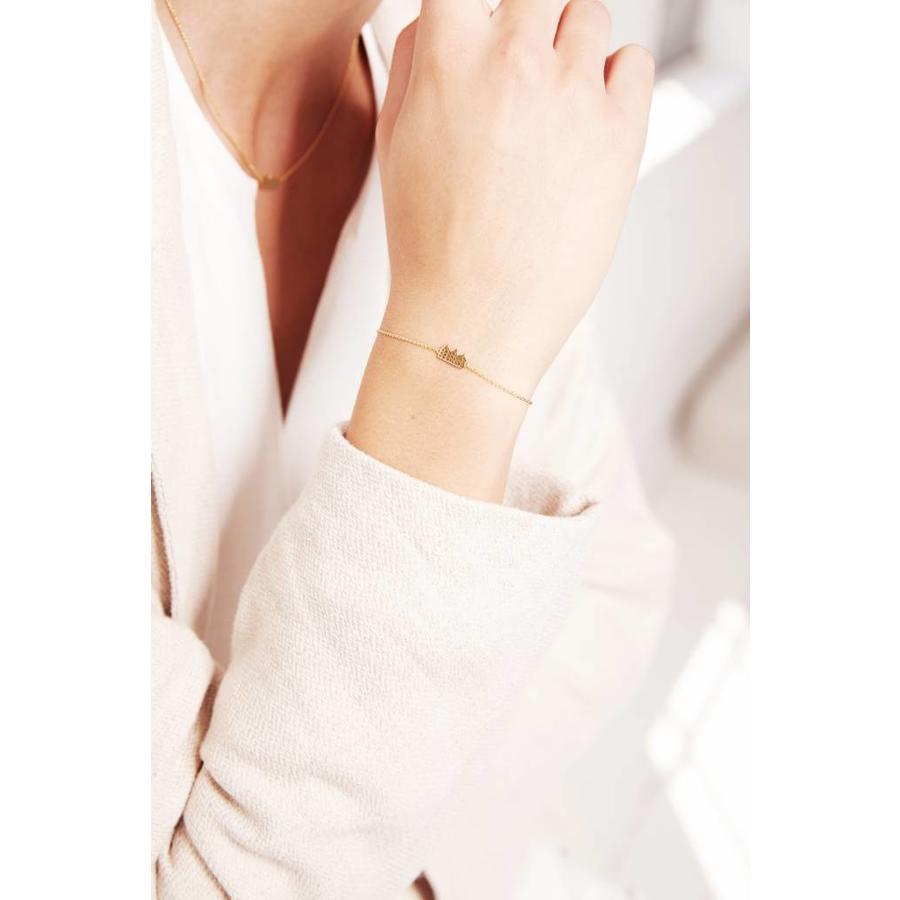 Canal Bracelet Gold-2