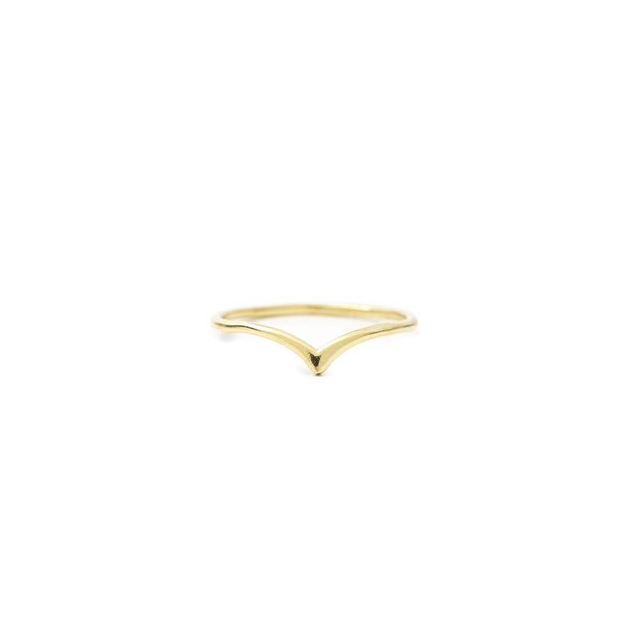 Allay Ring Goud-1