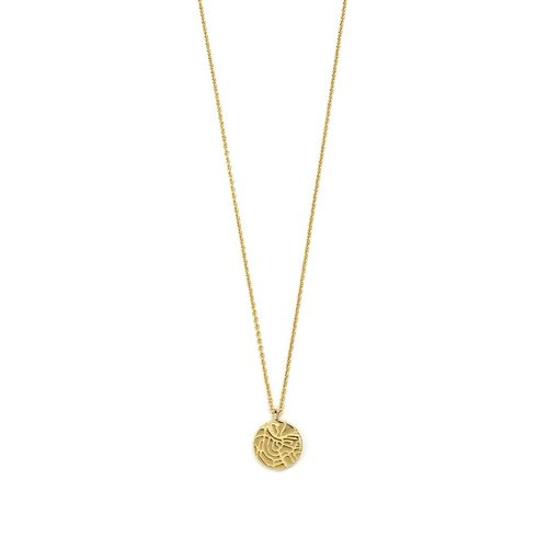 City Necklace Gold