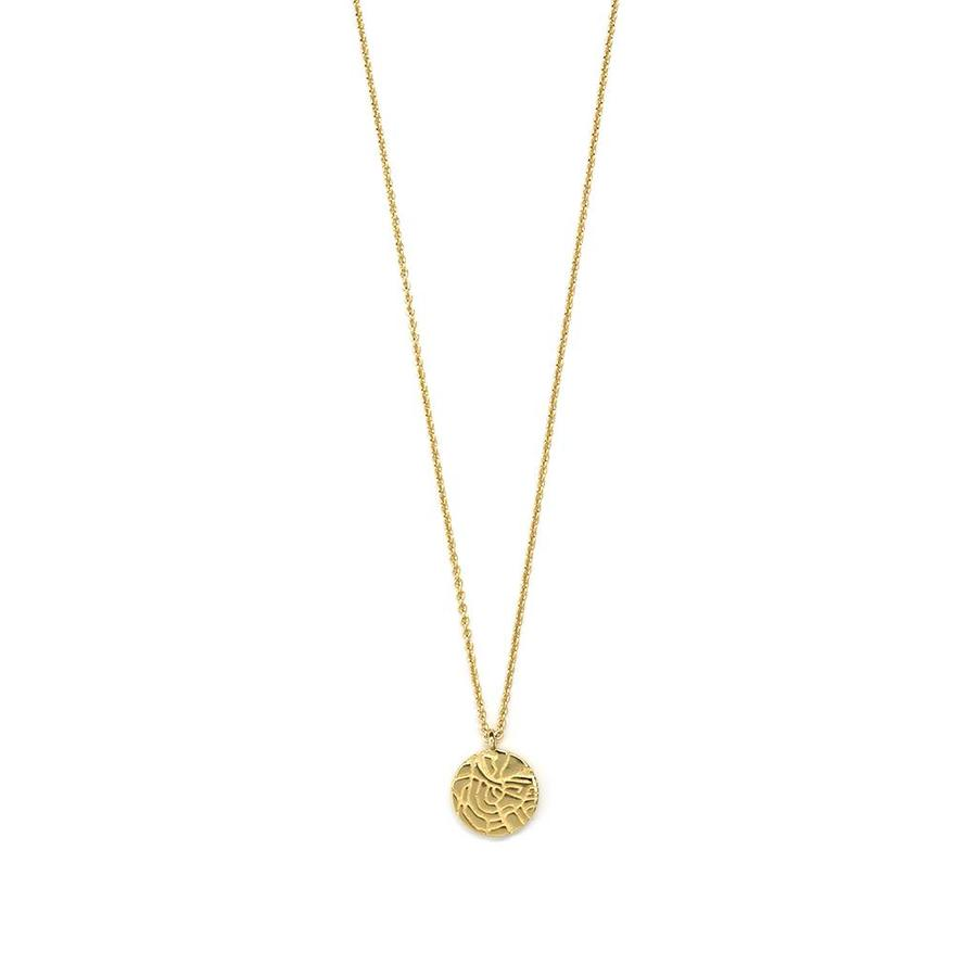 City Necklace Gold Plated-1