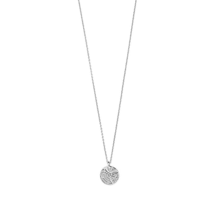 City Ketting Zilver-1