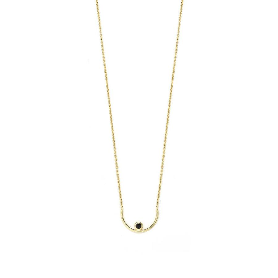 Ease Necklace Gold-1