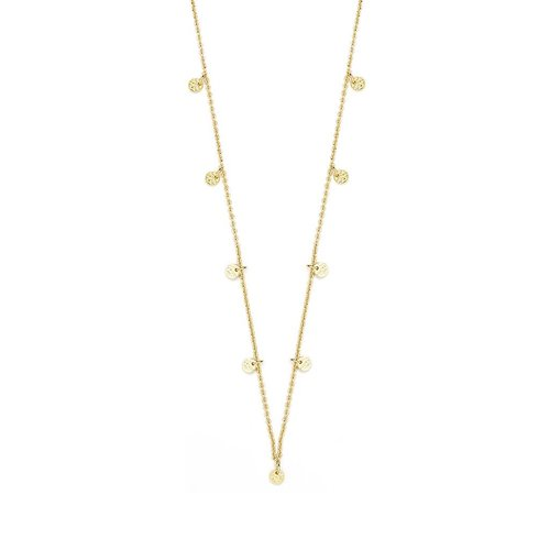 Light Necklace Gold