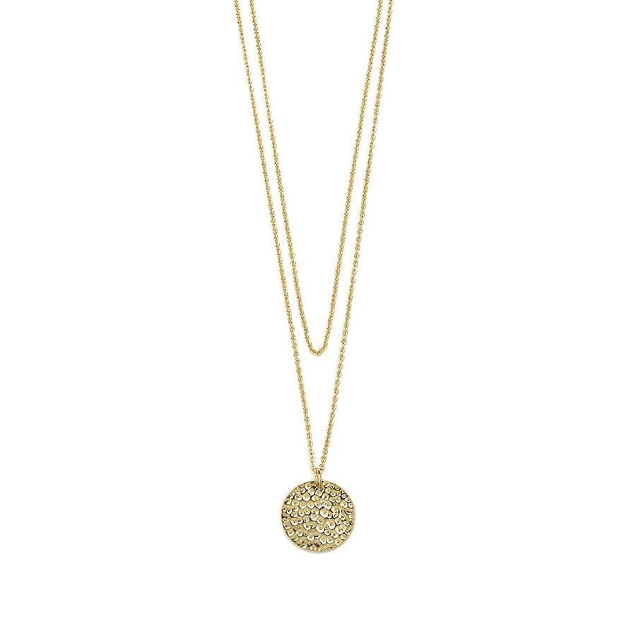 Gentle Necklace Gold-1