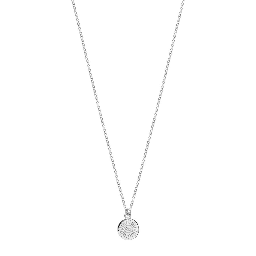 The Now Ketting Zilver-1
