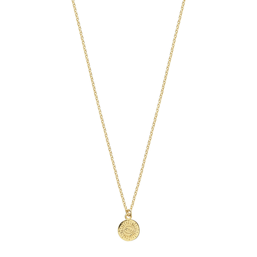The Now Ketting Goud-1