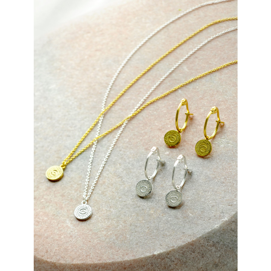 The Now Ketting Goud-2
