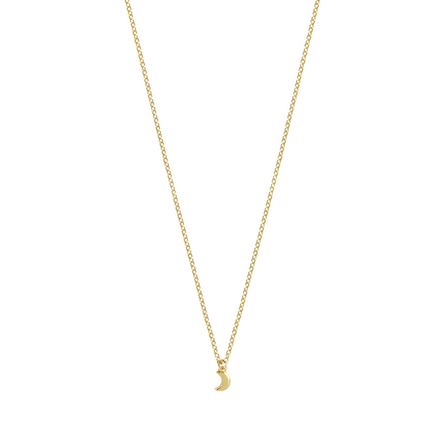 Lumen Necklace Gold Plated-1