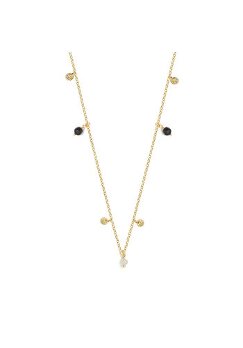 Bliss Necklace Gold Plated