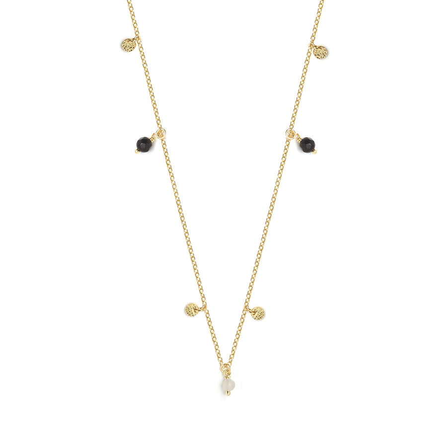 Bliss Necklace Gold Plated-1
