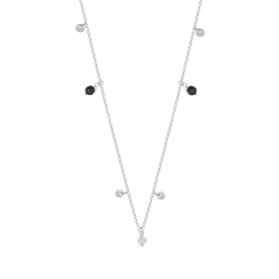 Bliss Necklace Silver-1