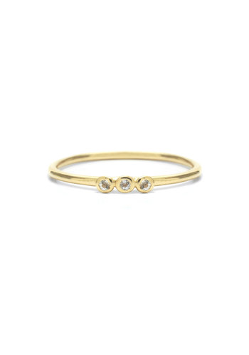 Grace Ring Verguld