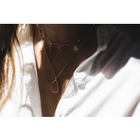 thumb-Spirit Necklace Gold Plated-2