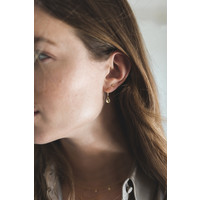 thumb-Sage Hoops Gold Plated-2