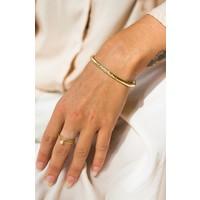 thumb-Ocean Cuff Goldplated-2