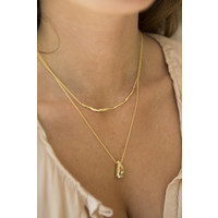 thumb-Refresh Necklace Goldplated-3