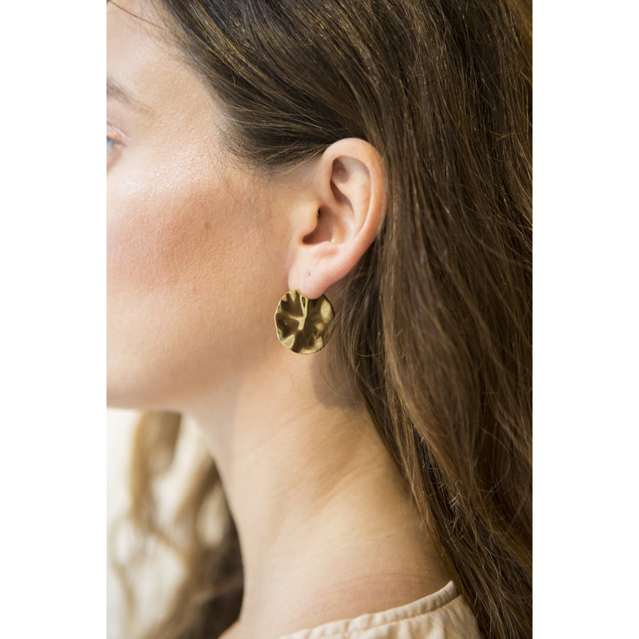 Coastal Hoops Goldplated-3