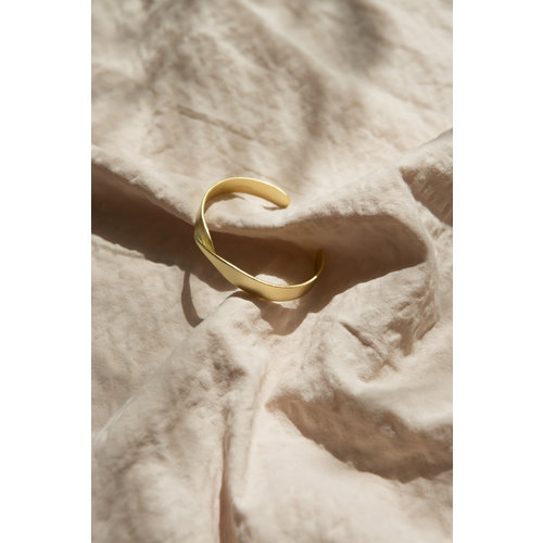 Aspire Cuff Goldplated