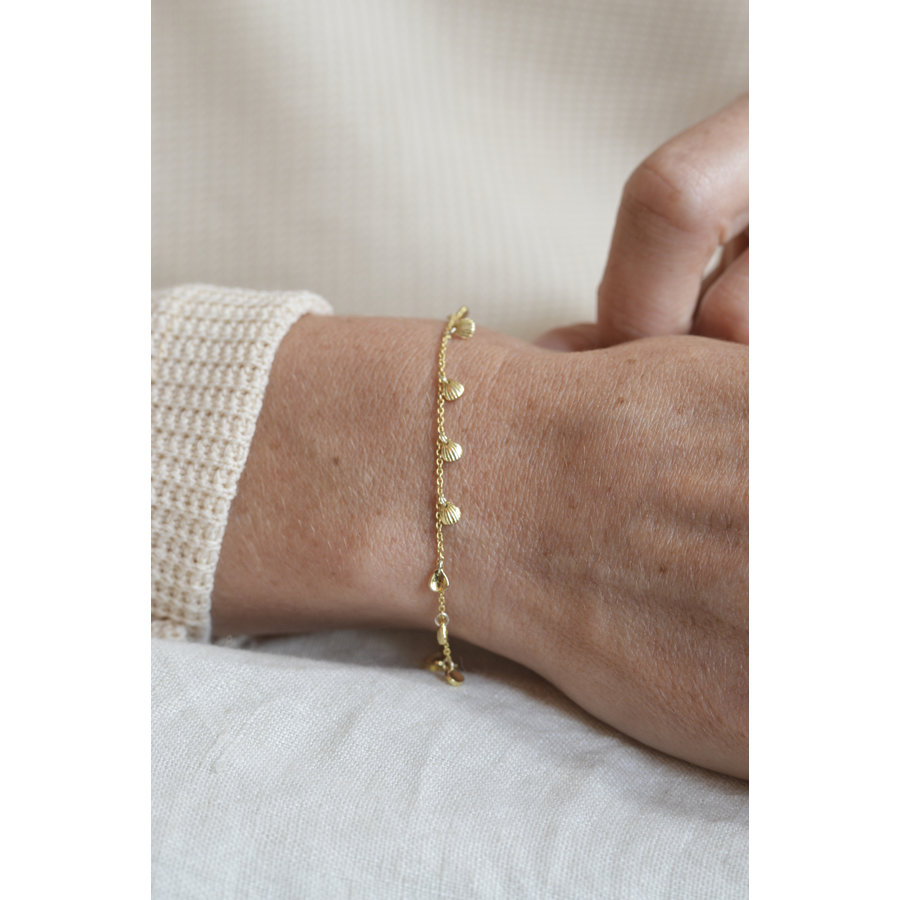 Mare Armband Verguld-3