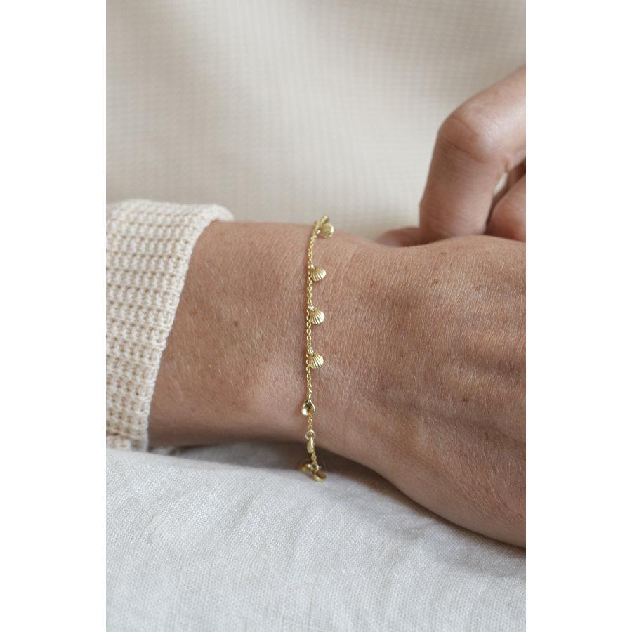 Mare Bracelet Goldplated-2