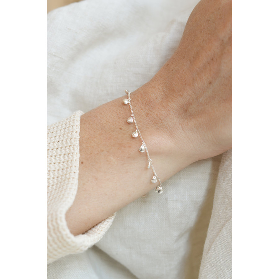 Mare Armband Zilver-2