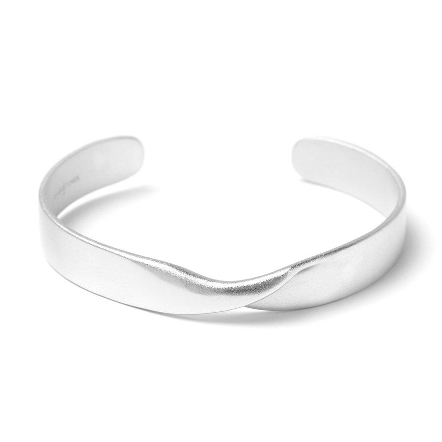 Aspire Cuff Silver-1
