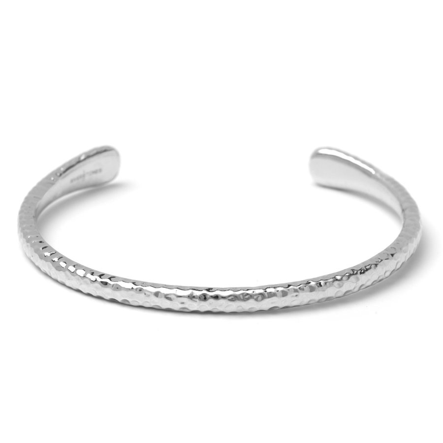 Ocean Cuff Silver-1