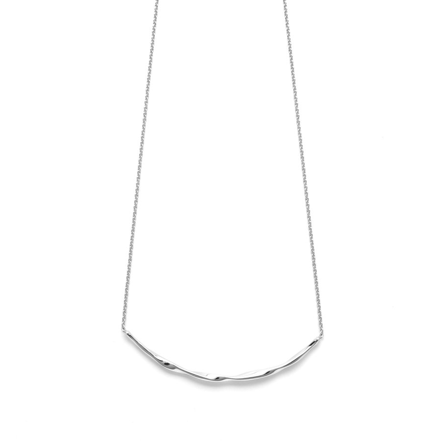 Breeze Necklace Silver-1