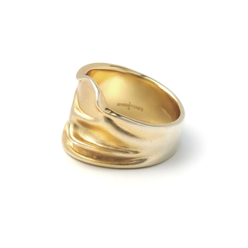 Free Ring Goldplated