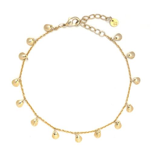 Mare Bracelet Goldplated