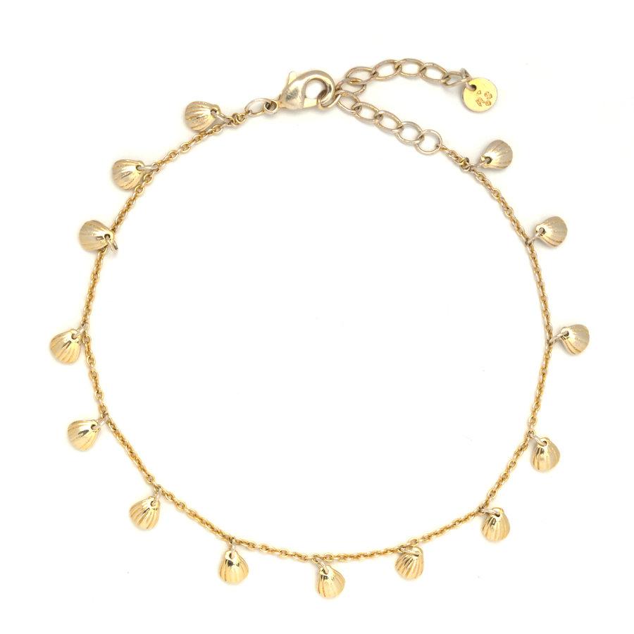 Mare Bracelet Goldplated-1