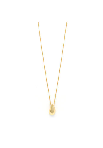 Refresh Necklace Goldplated