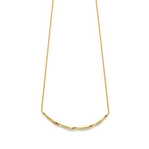 Breeze Necklace Goldplated