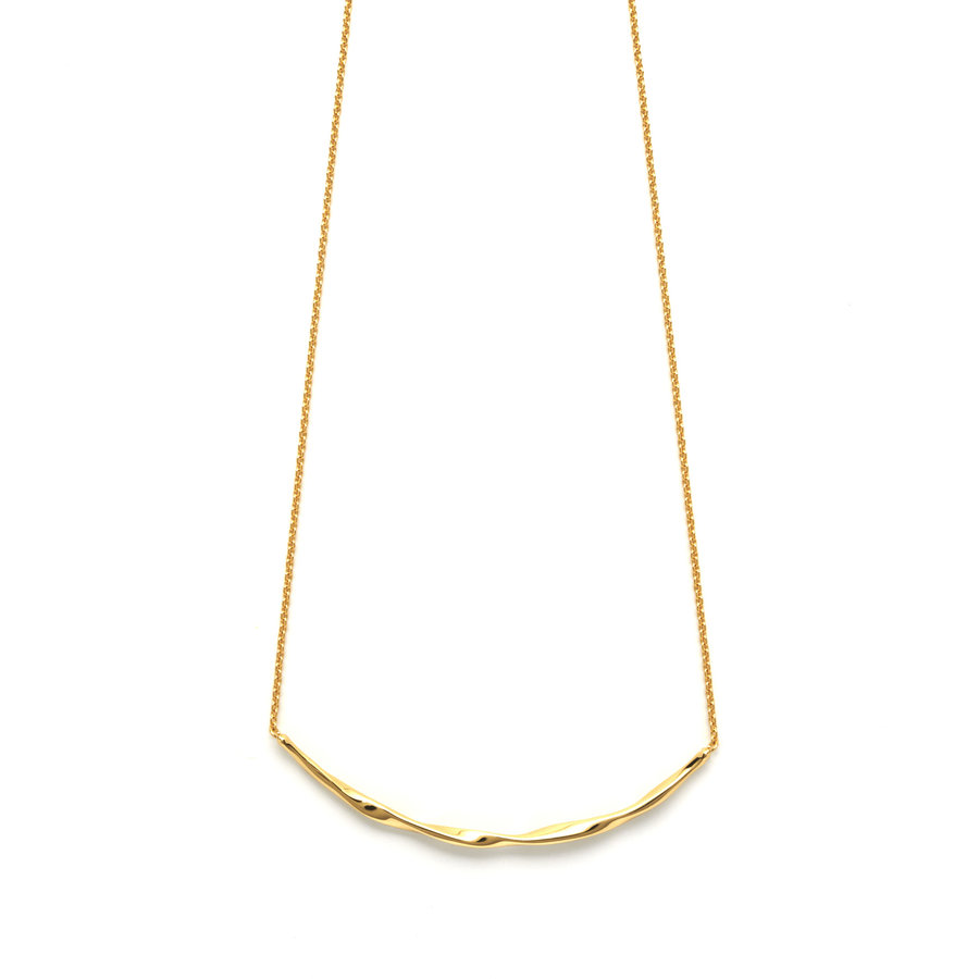 Breeze Necklace Goldplated-1