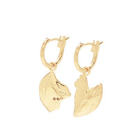 thumb-Reflect Hoops Gold Plated-1