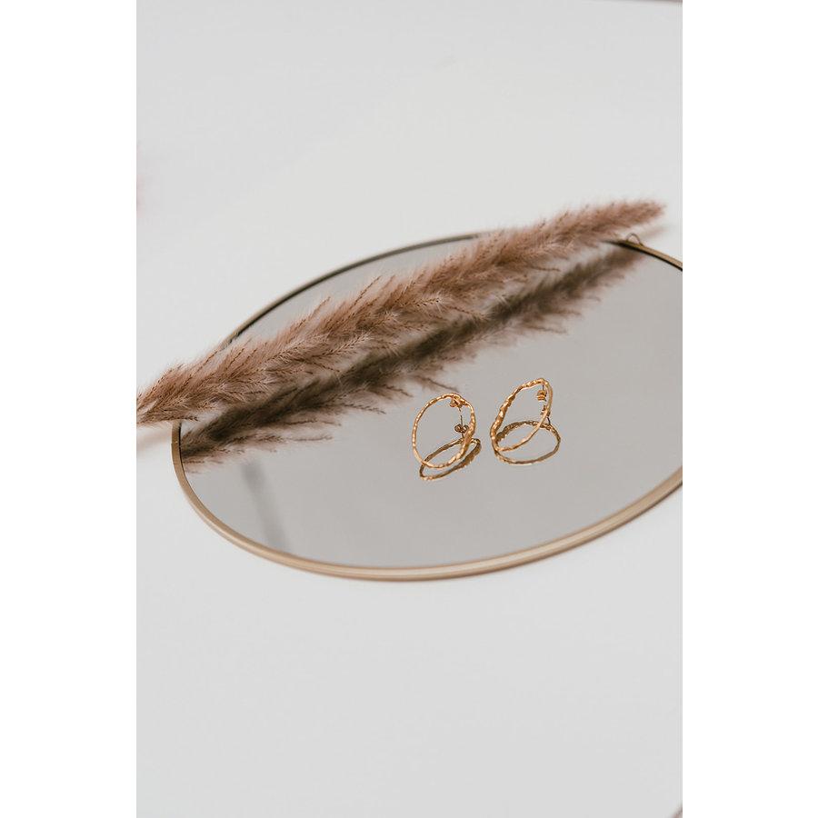 Muse Earrings Silver-3