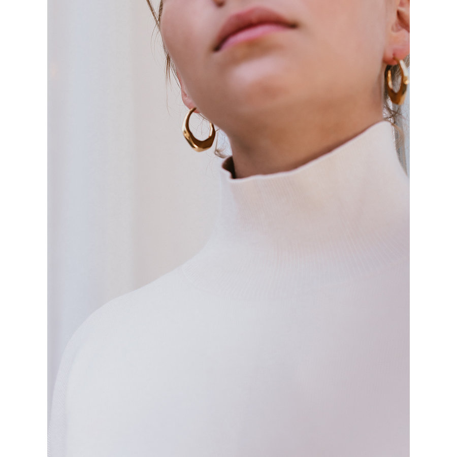 Loving Hoops Gold Plated-2