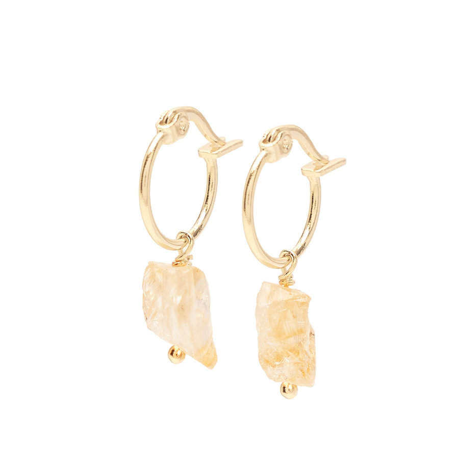 Joy Hoops Gold Plated-1