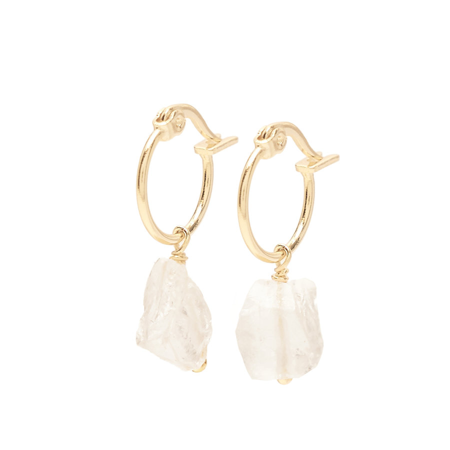 Esprit Hoops Gold Plated-1
