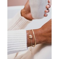 thumb-Divine Bracelet Gold Plated-2