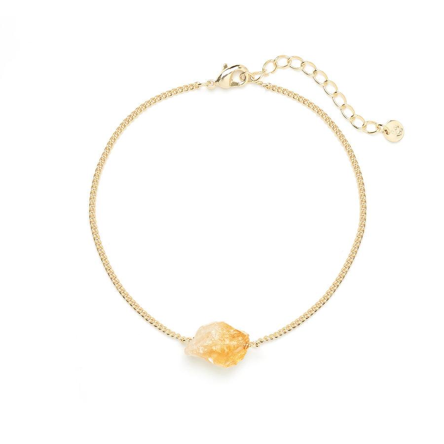 Solar Bracelet Gold Plated-1