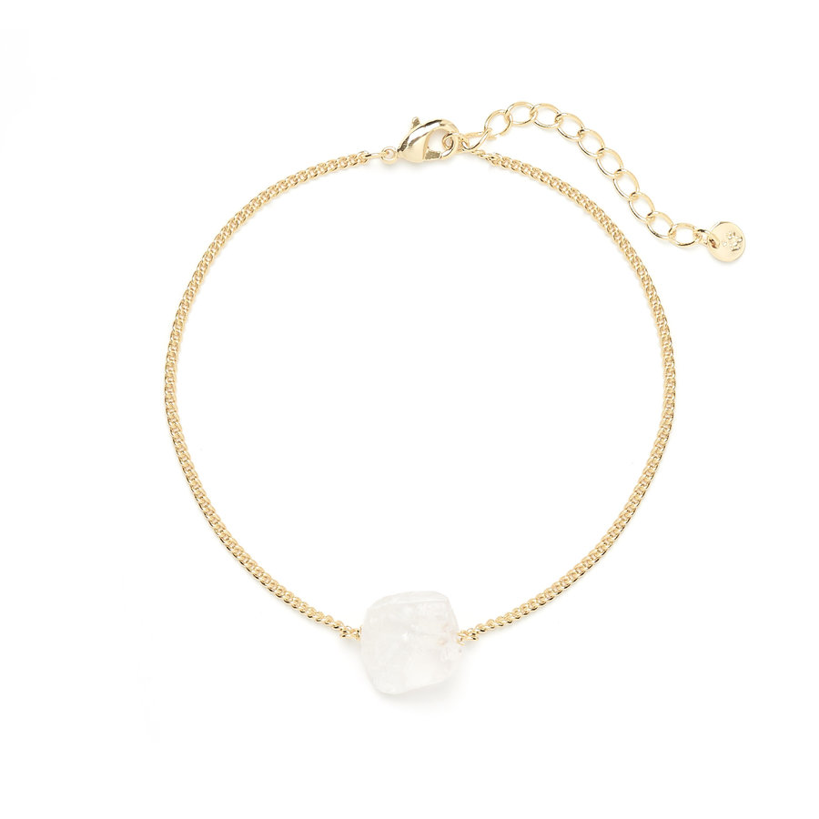 Light Bracelet Gold Plated-1