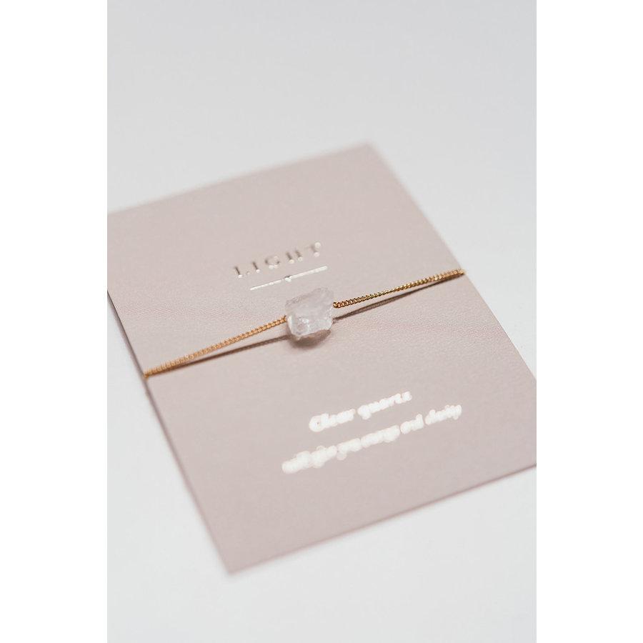 Light Bracelet Gold Plated-2
