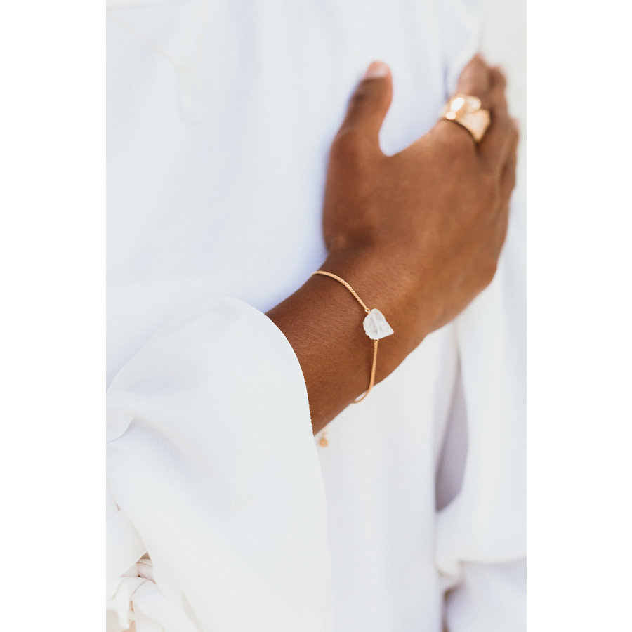 Light Bracelet Gold Plated-3